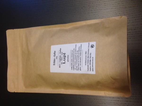 """""""Lupi"""" BIO - Lupinen - Kaffee gemahlen 500g Grundpreis ¤ 17,50/kg-Copy"""