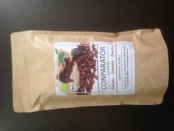 Conparator BIO - Kaffee gemahlen 500g Grundpreis ¤ 22,80/kg