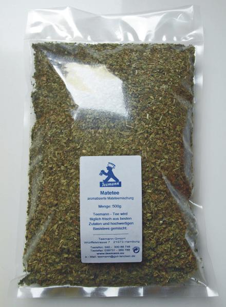 Mate Spice Tee